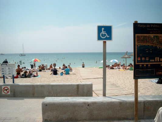 Haltegriff Dusche Behindertengerecht : Direkt an der Strandpromenade ...