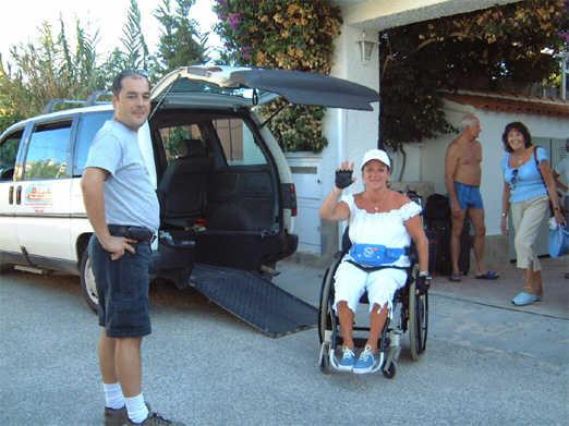 Haltegriff Dusche Behindertengerecht : Spanien Appartement behindertengerecht Costa Blanca barrierefrei